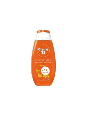 CREME 21 TUSFÜRDŐ 250ML DON'T WORRY BE HAPPY